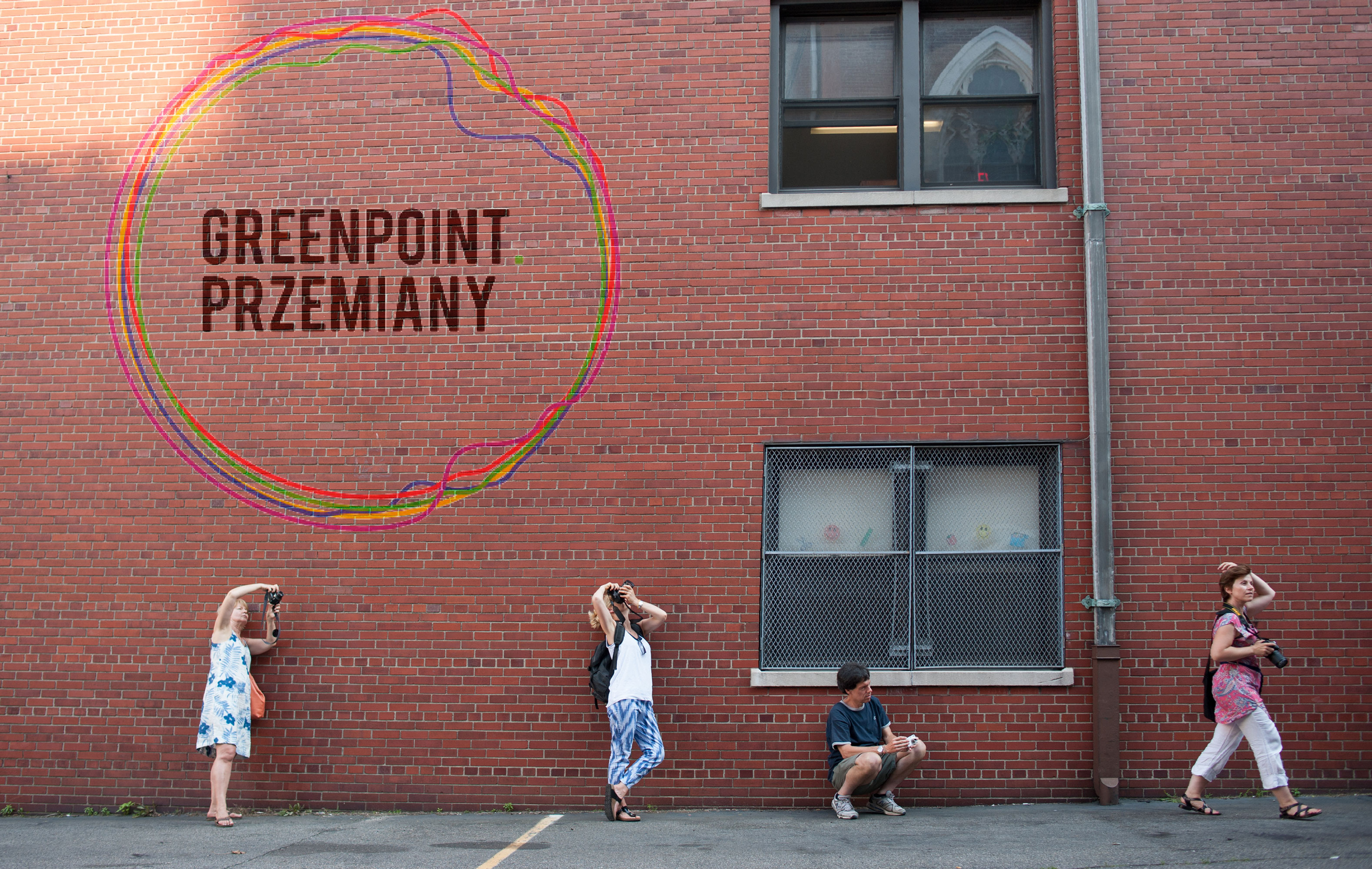 """Greenpoint. The Transition"""
