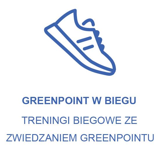 Greenpoint w biegu