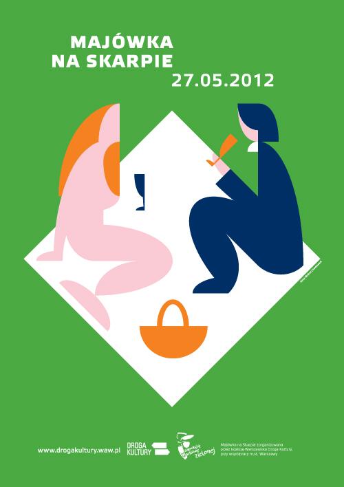 majowka 2012 plakat