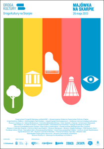 majowka 2013 plakat