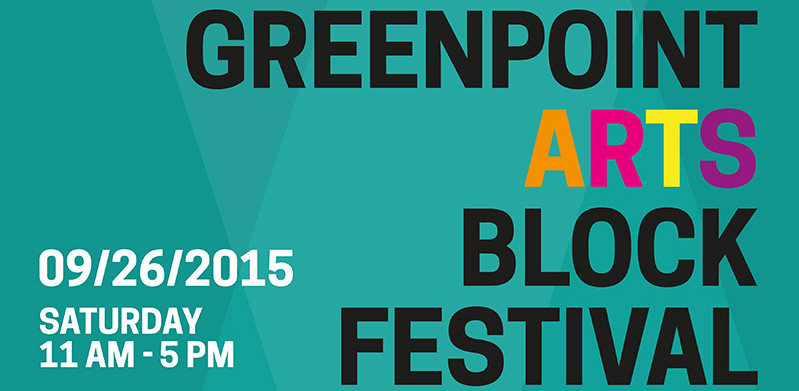 Greenpoint Arts Block Festival